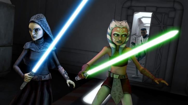 Watch Star Wars: The Clone Wars - Brain Invaders (S2.E8) Online