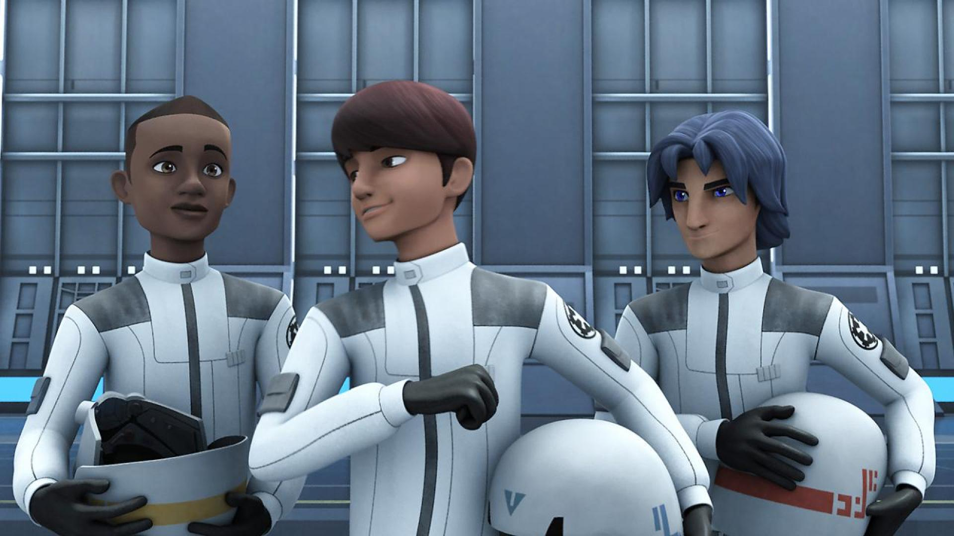 Watch Star Wars: Rebels - Empire Day (S1.E6) Online