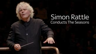 Simon Rattle Conducts The Seasons image