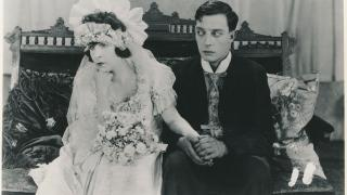 Buster Keaton In Neighbours