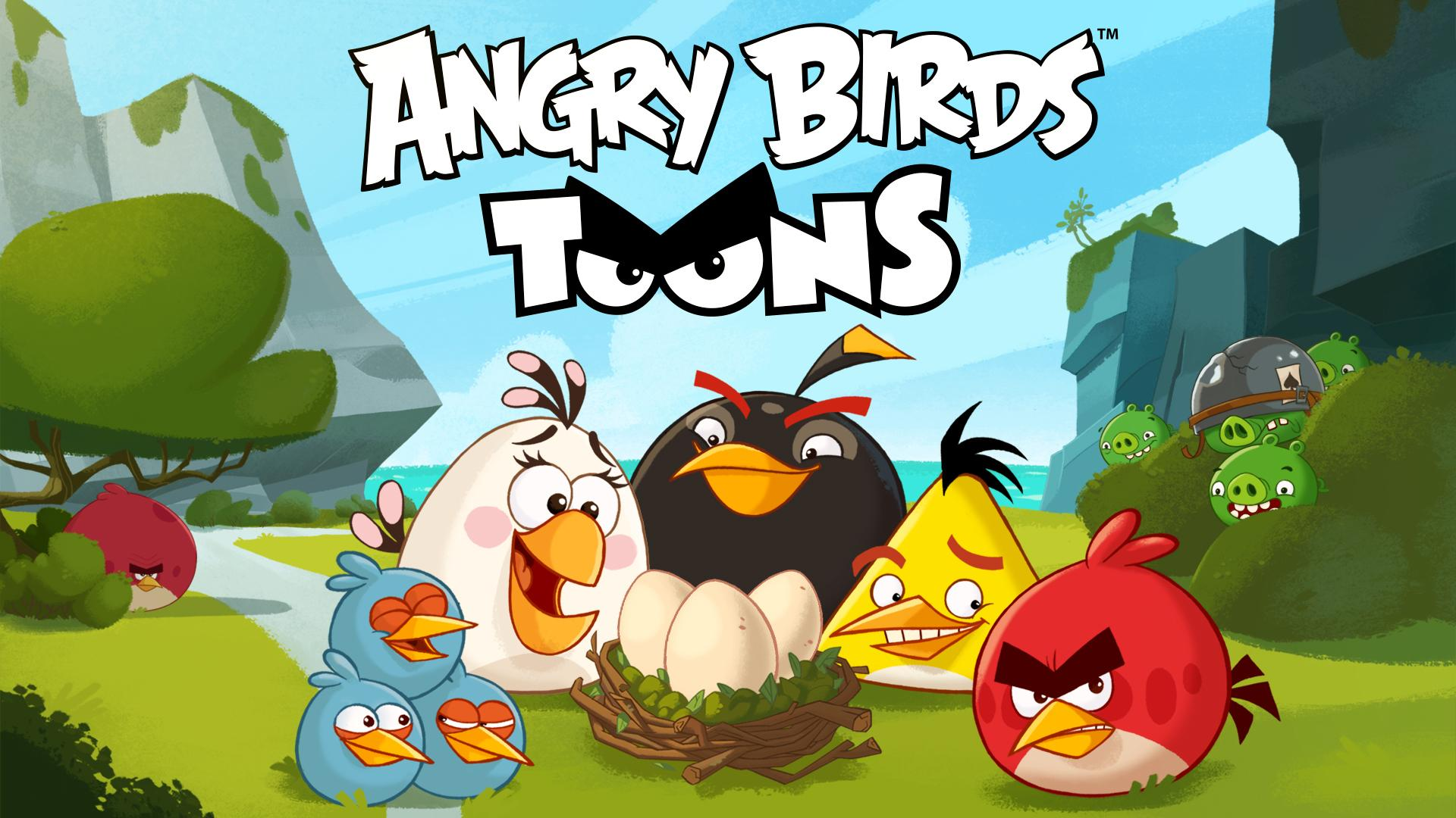 Watch Angry Birds Toons Online